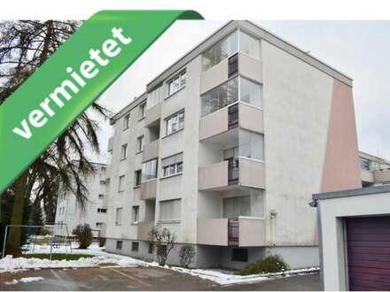 1-Zimmerwohnung mit Balkon in Wolfurt