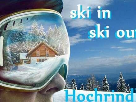 Ferienhaus - Familienskigebiet Hochrindl