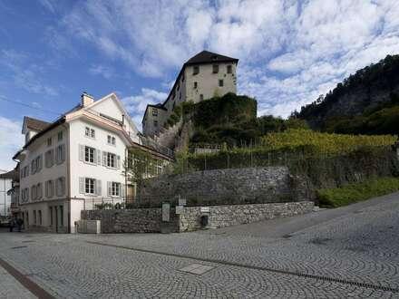 Ausgefallen schöne, große Wohnung, exclusiv saniert in historischem Haus in der Altstadt von Feldkirch