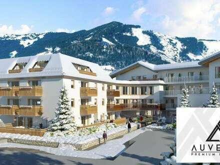 Provisionsfreie Luxuriöse Ferienwohnungen in Zell am See - Magie der Alpen - Anlegertraum