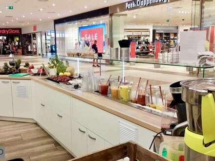 Exklusive Gastro - Cafe - Juice Bar im Shopping Center - Top Umsätze