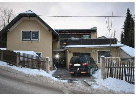 Haus im Zentrum von Gloggnitz