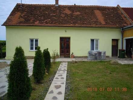 Einfamilienhaus in Südwestlage im Ortsgebiet
