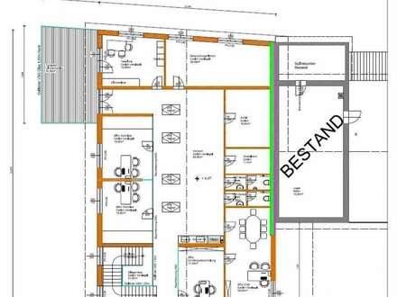 1A-BÜRO - ERSTBEZUG! Neu erbaute Büroräume für Ihren Erfolg am Rande von Waidhofen! (Ybbsitzerstraße)