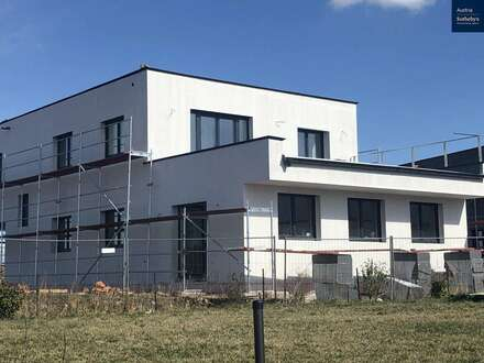 Vier neu errichtete Top-Wohnungen in der Seeresidenz Parndorf