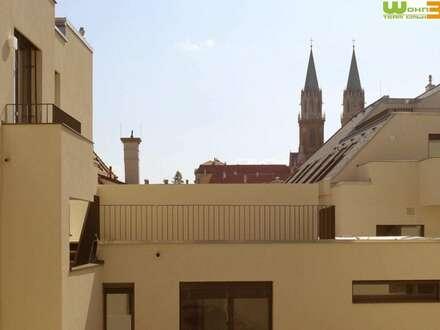 WOHNTRAUM am STADTPLATZ - Terrassenwohnung mit Stiftsblick