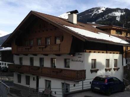Wohnhaus mit Privatzimmervermietung im Herzen von Finkenberg