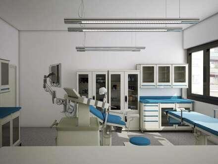MEDBASE19! Fertiggestellte Ordinationsflächen für Ärzte- und Institutionen aus dem Gesundheitsbereich!