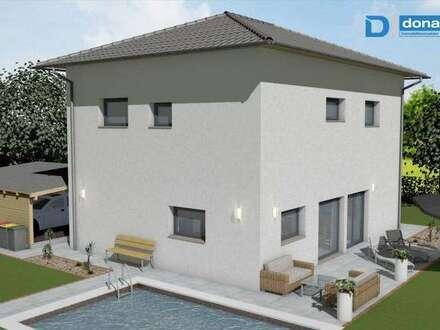 >>>>Modernes großzügiges Wohnhaus mit Walmdach<<<< PROVISIONSFREI