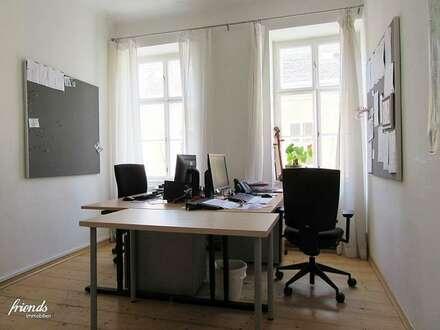 Charmante Altbau Büro-Etage in Baden
