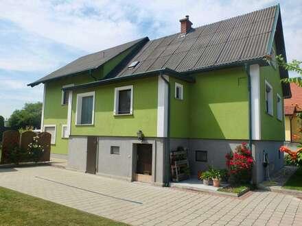 Wunderschönes Mehrfamilienhaus mit großzügigem Garten