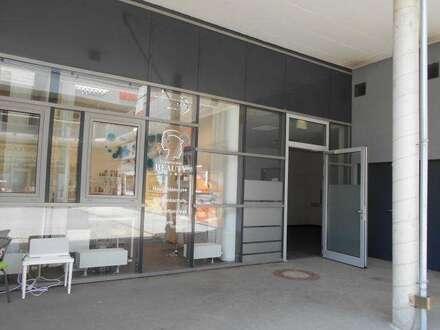 Geschäfts- und Gastroflächen im GAZ Hart bei Graz