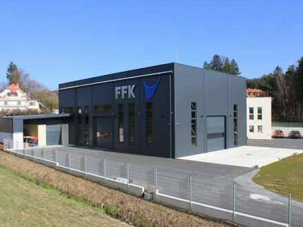Neubau - Miete Büroflächen in Pöllau - Winzendorf