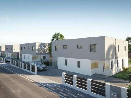 Modernes Eigenheim in der Stadtgemeinde Ebreichsdorf - Haus 5/2