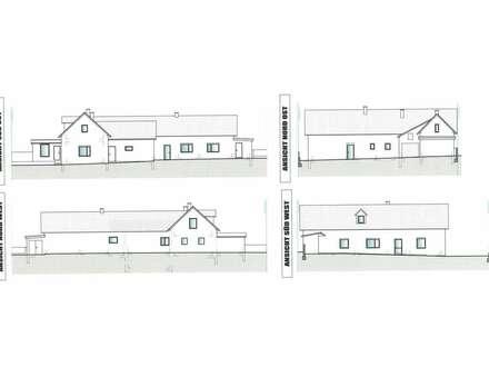 Zweifamilienhaus mit getrennten Eingängen in Lebring