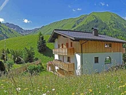 Top-Immobilie in den Tiroler Bergen
