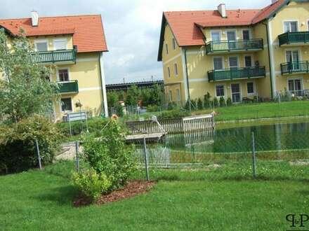 >>>Eigentumswohnung mit Schwimmteich