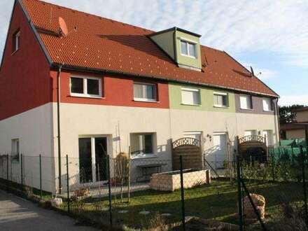 Fast bezugsfertiges Reihenhaus in Groß-Enzersdorf beim Hotel Sachsengang