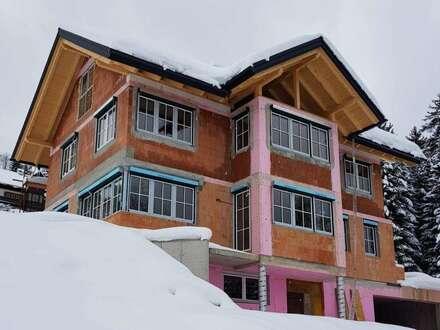 Einfamilienhaus mit traumhaften Blick auf den Ort und See
