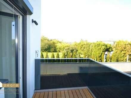 Top1: Neubau-Erstbezug und Provisionsfrei 3 Zimmer mit Balkon