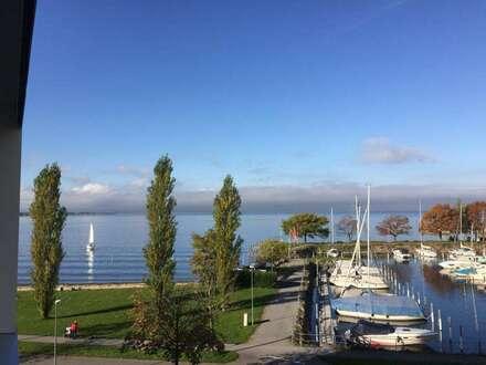 Hochwertige 2 Zimmer Wohnung in erster Linie am Bodensee (Kaiserstrand) zu vermieten!