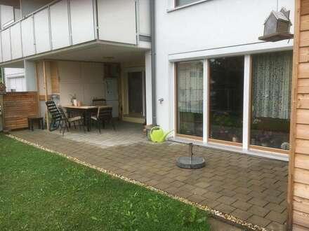 Wunderschöne Wohnung mit 50 m2 Gartenanteil