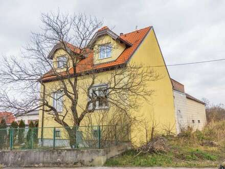 140 m2 großes Einfamilienhaus mit Potenzial in Bad Vöslau zu verkaufen!