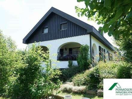 hochwertig ausgestattetes Wohnhaus mit ausgebautem Vollkeller und garage