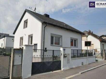 Gelegenheit: Charmantes unterkellertes Einfamilienhaus in Top-Zustand in ruhiger Wohnsiedlung zu verkaufen!