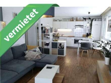 Wunderschöne 3-Zimmerwohnung mit Balkon in Feldkirch zur Miete, Haus 55, Top 1