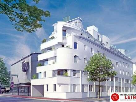 Villa Central – Geschäftslokal im Erstbezug in stark frequentierter Lage