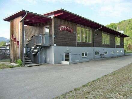 Produktionsbetrieb - Werkstätte - Lager - Büro