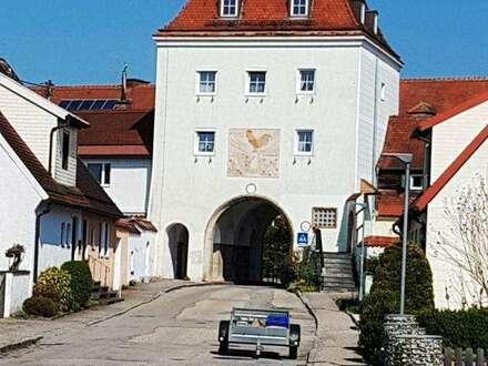 Wohnen im historischen Turm mit ausbaubarem Turmatelier