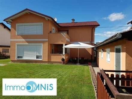 Großzügiges Wohnhaus oder Zwei Gartenwohnungen in Ebenthal zu je € 265.000,--