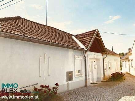 Ein-oder Mehrfamilienhaus, 6 Zimmer und Garten, ebenerdig, in 2053 Jetzelsdorf zu verkaufen!