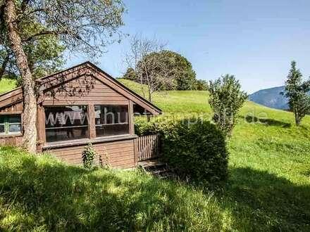 Hütte im Inntal zu vermieten