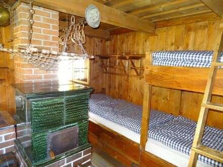 Försterhütte in Vorderstoder mit Freizeitwidmung