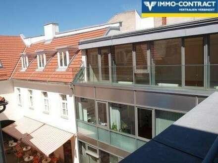 Büro mit Terrasse