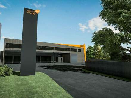 Wr. Neudorf / Büro-Lager Kombination -540 m² Gesamtfläche