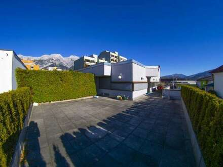 Moderne 3 Zimmer-Terrassenwohnung in Toplage von Hall