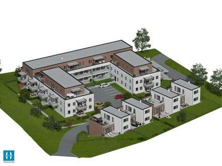 Gemütliche 65,86m² Wohnung mit Balkon - Wohnen für Generationen 2 - 28 moderne Eigentumswohnungen - HINZENBACH/EFERDING