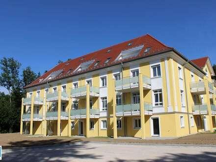 WAIZENKIRCHEN - schöne 54 qm Wohnung mit Balkon und Garten im Schloss Hochscharten zu vermieten
