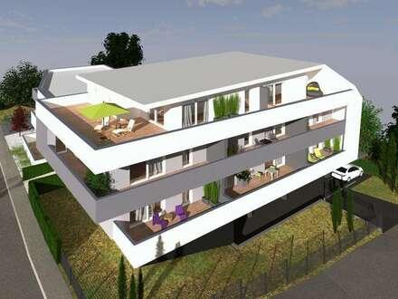 Neue Wohnanlage in der Römerstraße - bereits 11 Wohnungen verkauft