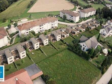 MEIN HAUS - grün & urban in Grieskirchen - 10 moderne, geförderte Doppelhauseinheiten mit 104m² oder 125m² Wohnfläche
