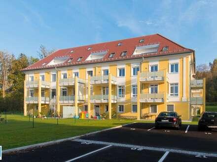 BEZUGSBEREIT!! traumhafte, helle 118qm Neubau- Maisonettewohnung mit kleiner Dachterrasse im Schloss Hochscharten zu vermieten