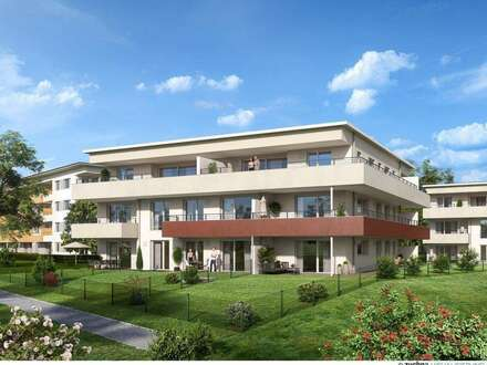 Wohnen direkt am Grünbach Wohnung - TOP 2