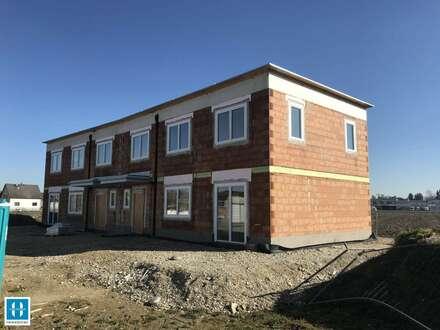 moderne Doppelhaushälfte mit großem Garten in Fraham/Eferding zu vermieten HAUS 2