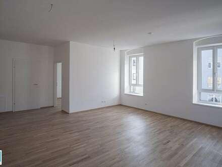 Wohnen in der Raimundstraße - gemütliche 2-Zimmer Wohnung mit 54,20m² - LINZ-RAIMUNDSTRASSE