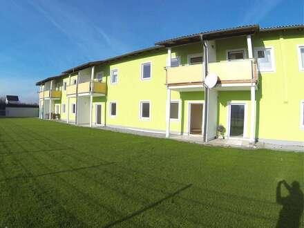 Neurenovierte Wohnung mit Balkon und Gemeinschaftsgarten