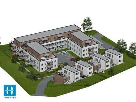 Gemütliche 68m² Gartenwohnung - Wohnen für Generationen 2 - 28 moderne Eigentumswohnungen - HINZENBACH/EFERDING